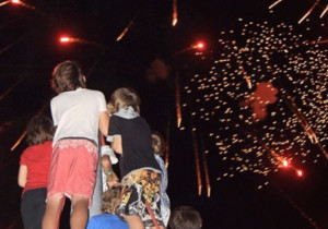 Coolum fireworks